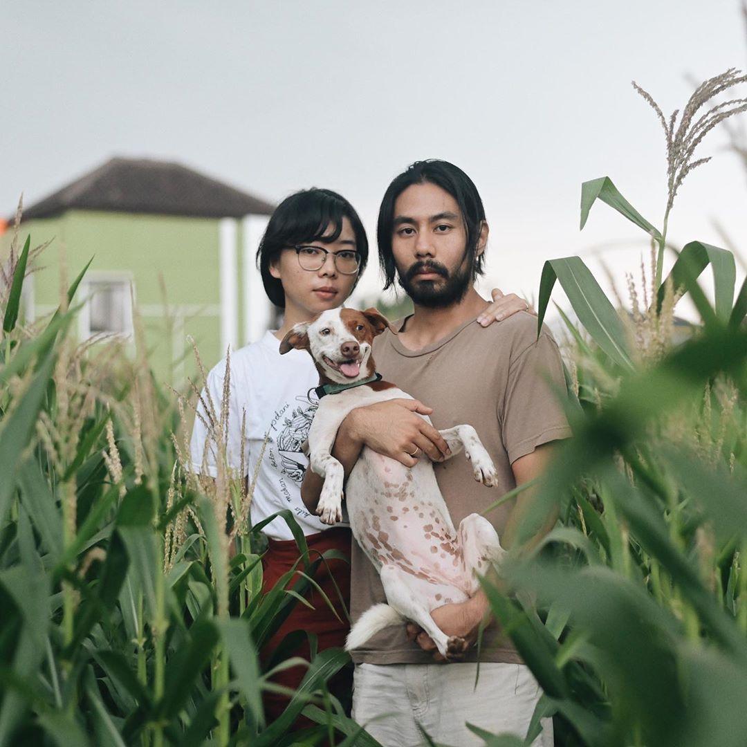 10 Artis Indonesia yang Hobi Berkebun