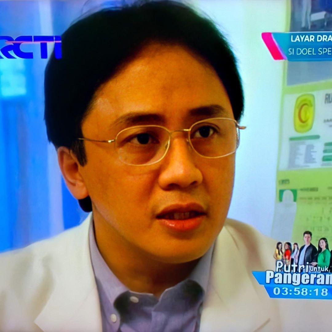 Triawan Munaf Kenang Jadi Dokter di Sinetron Si Doel Anak Sekolahan