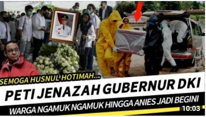 Cek Fakta Gubernur Dki Jakarta Anies Baswedan Meninggal Hoaks Ini Faktanya