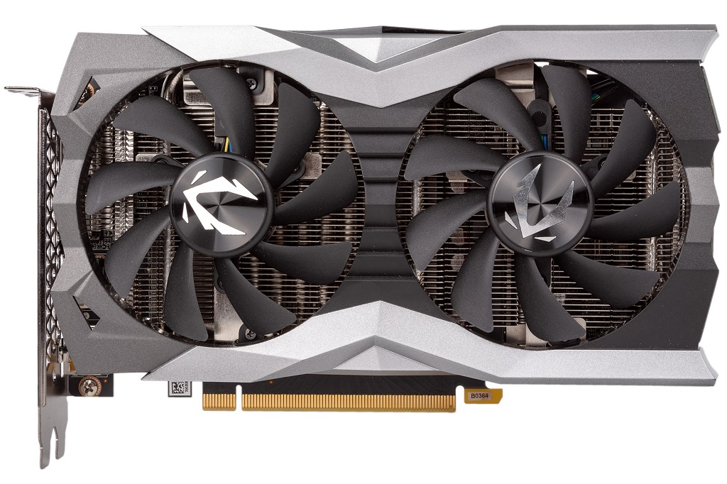 Zotac Gaming GeForce RTX 2060 SUPER Mini, Ukuran Mini Kemampuan RTX