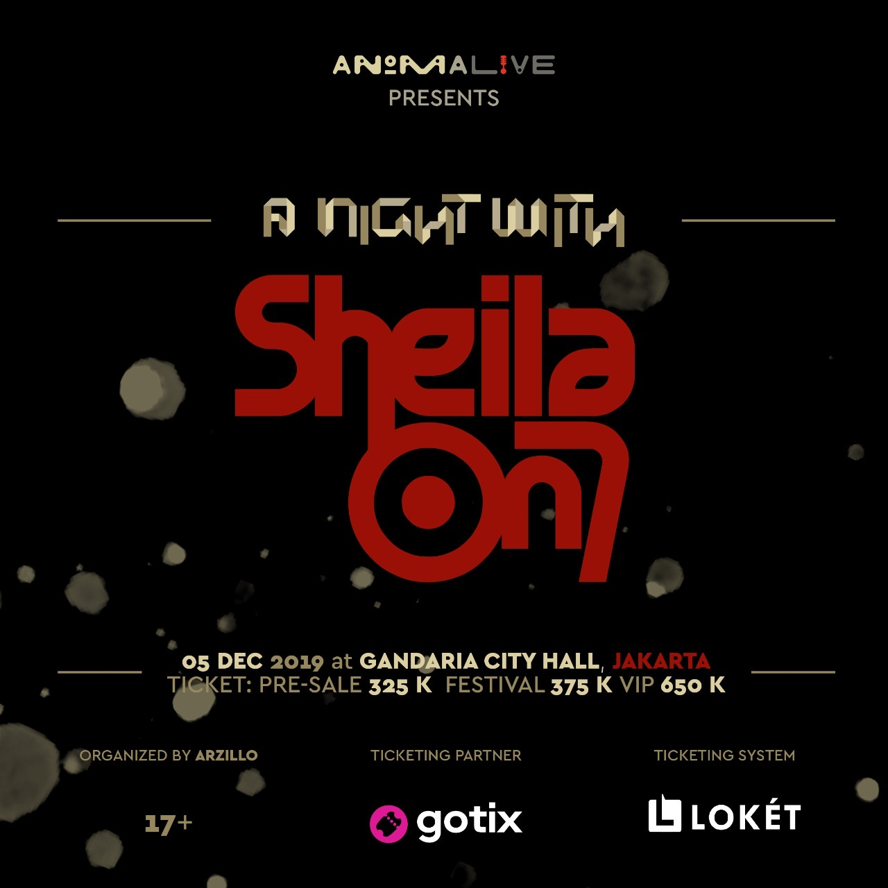 Sheila on 7 Gelar Konser Intim Awal Desember 2019