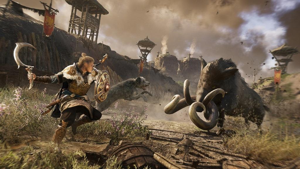 Assassin's Creed Valhalla Bawa Petualangan ke Irlandia