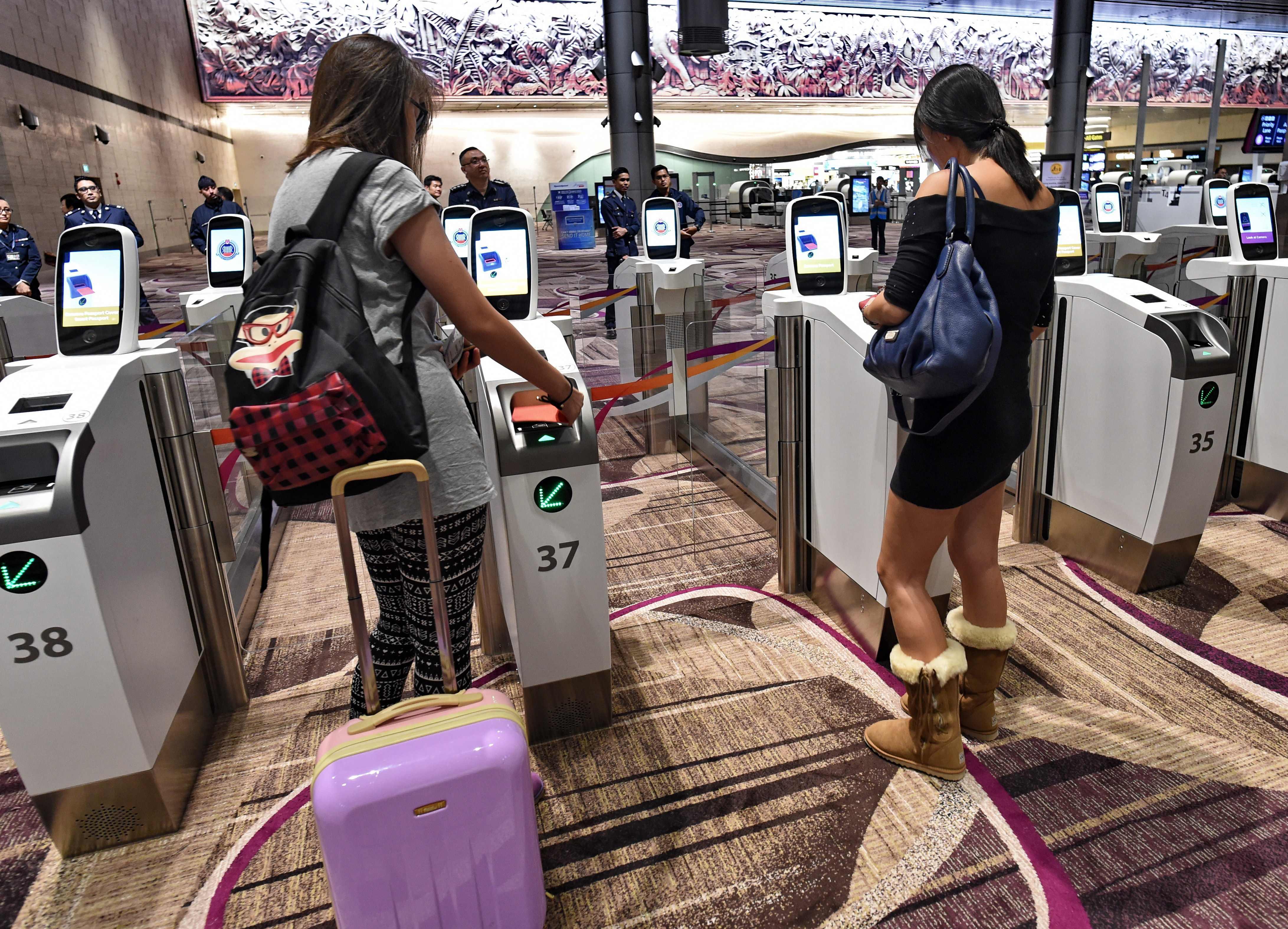 Singapura Buka Terminal Berteknologi Tinggi di Bandara Changi