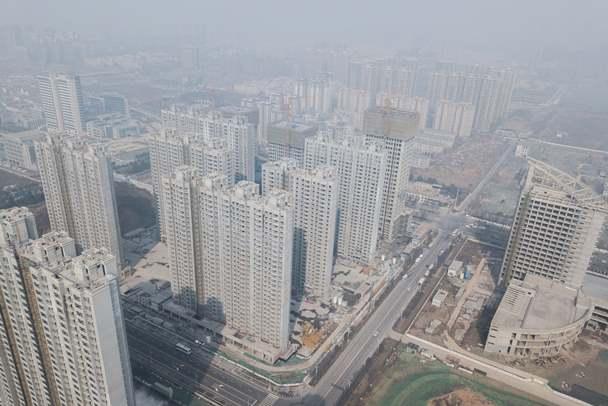 Tanggulangi Polusi Udara, Tiongkok Dirikan <i>Air Purifer</i> Terbesar Dunia