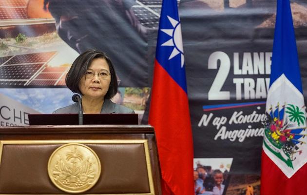 Tokoh Pro-Tiongkok akan Hadapi Petahana di Pilpres Taiwan