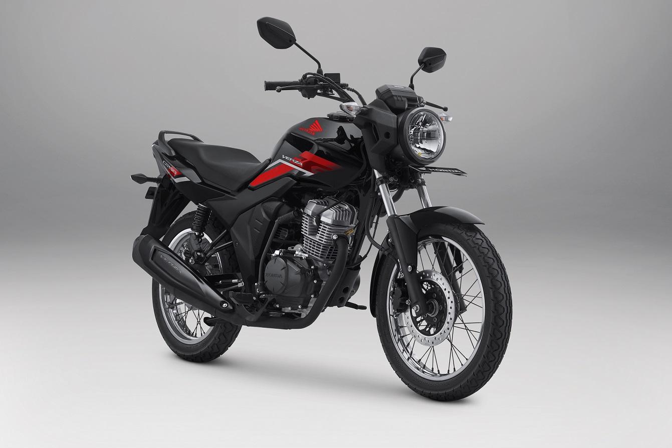 Melihat Tampilan Baru New Honda CB150 Verza