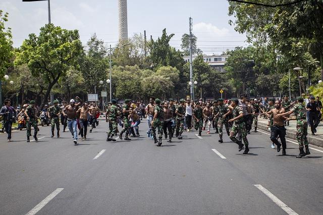 Blunder Pengamanan di Rusuh Papua