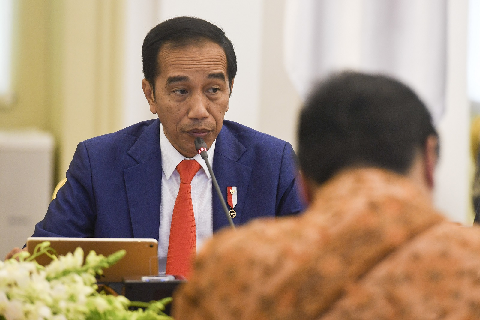 Jokowi akan Lantik Kepala BPIP