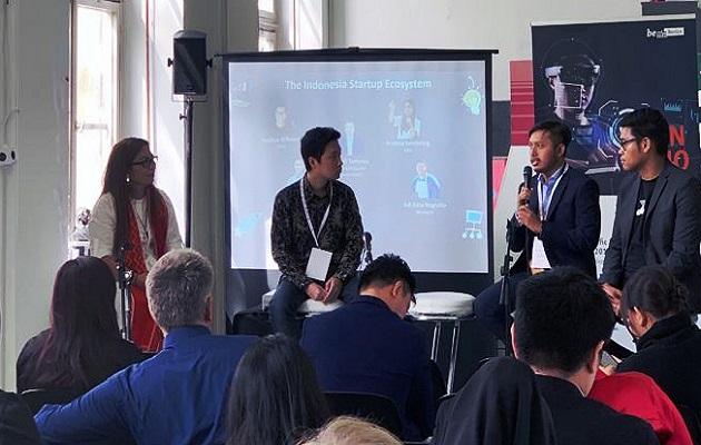 Ekonomi Digital Indonesia Jadi Sorotan APW Berlin 2019
