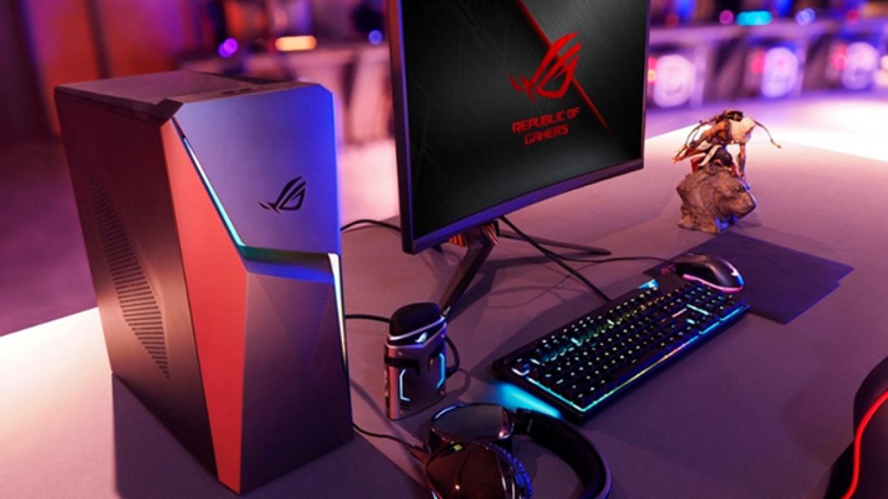 ASUS ROG Punya 3 PC Gaming Adopsi Intel Generasi ke-9