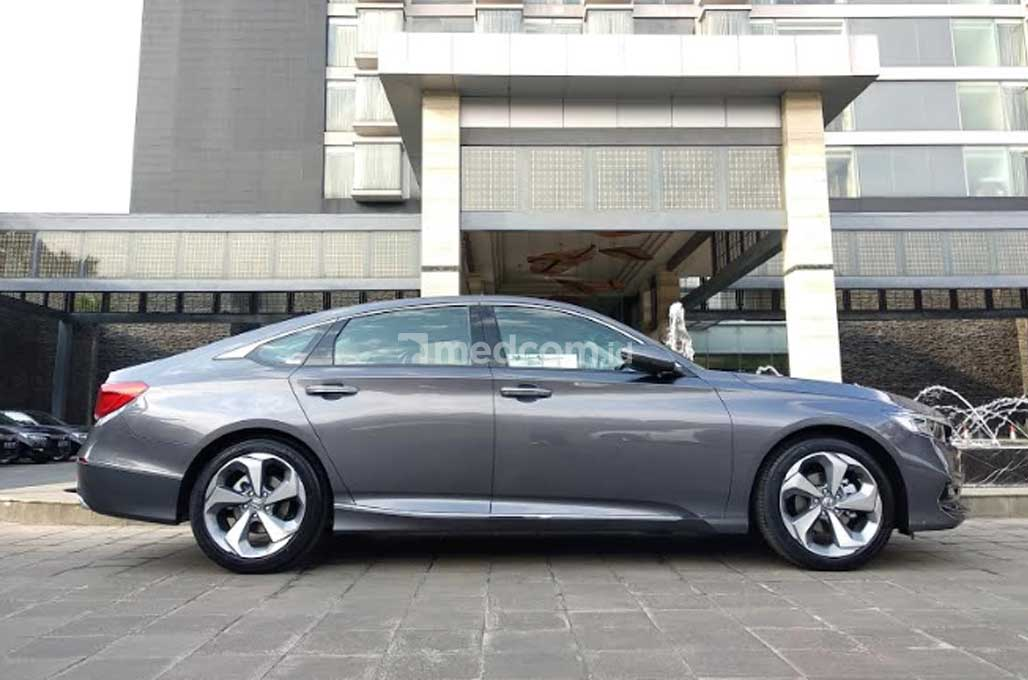 Usung Mesin 1.500 cc, All New Honda Accord Tetap Bertenaga