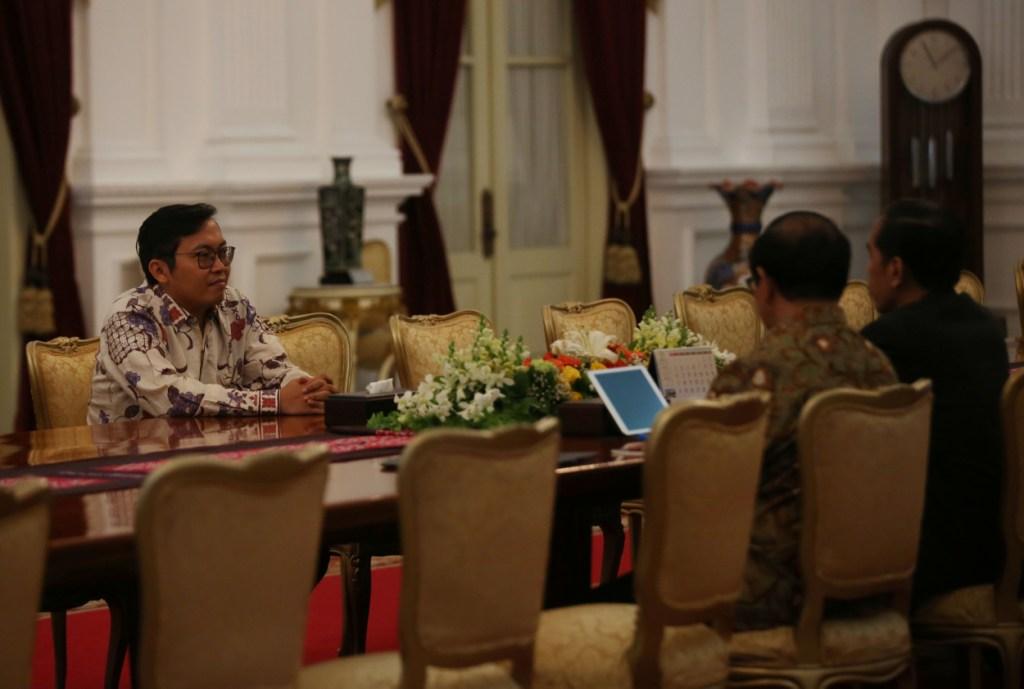 Menerka Menteri Muda dari Gelagat Jokowi