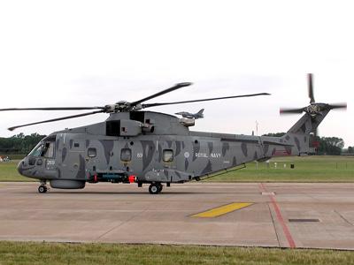 Pembelian Helikopter Agusta Westland AW101 Masih Dimungkinkan