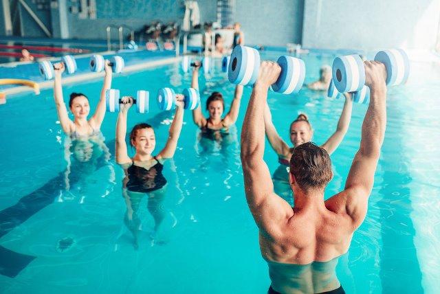 Manfaat <i>Aqua</i> <i>Workout</i> untuk Tubuh