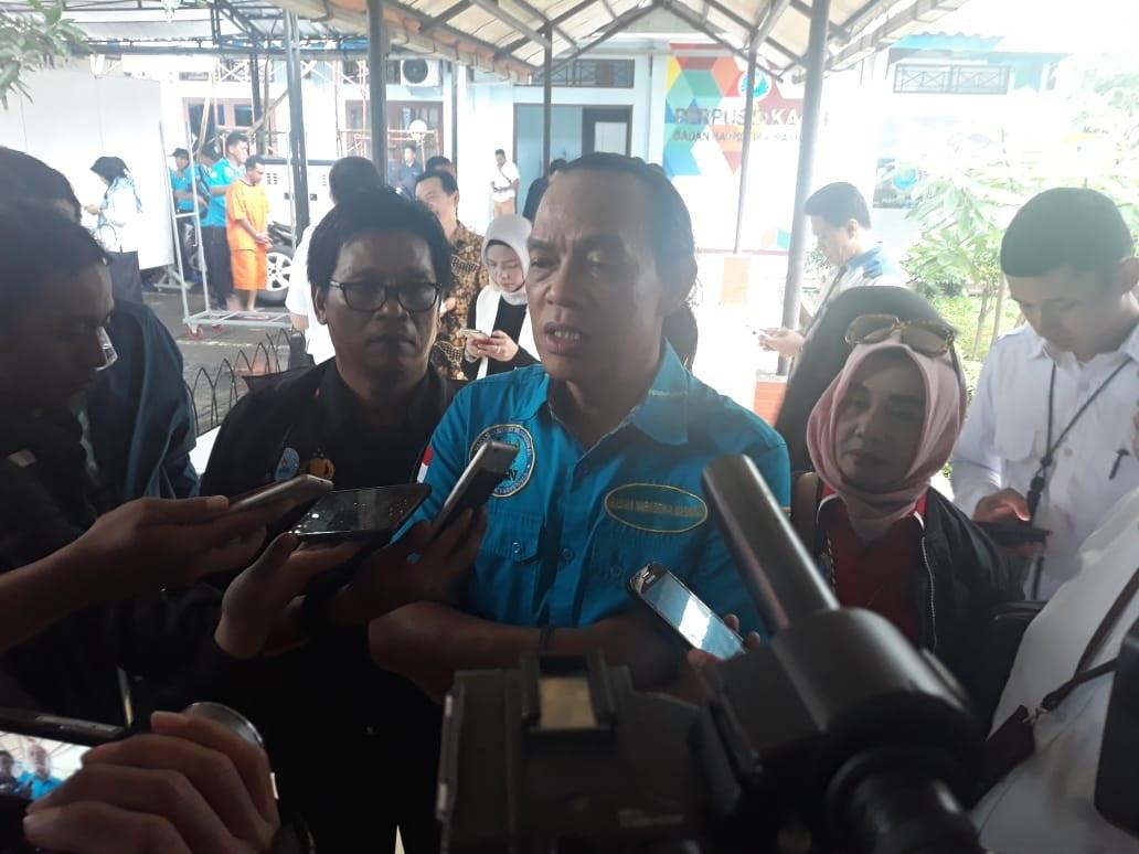 Paket Ganja 250 Kg Dikendalikan Napi Lapas Tangerang