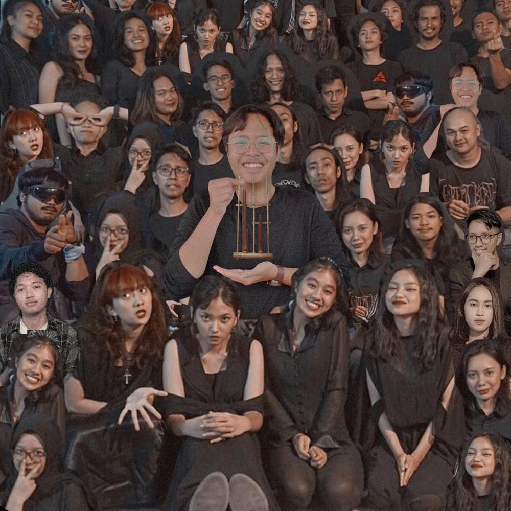 Kesal dengan Pandemi, Zirah Bikin Lagu Sial Kau Corona