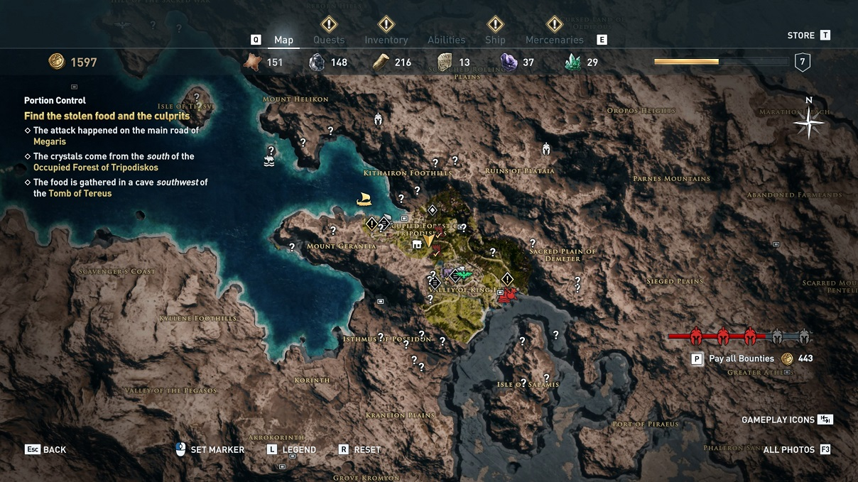 Mode Eksplorasi Assassin's Creed Odyssey, Petualangan Lebih Seru