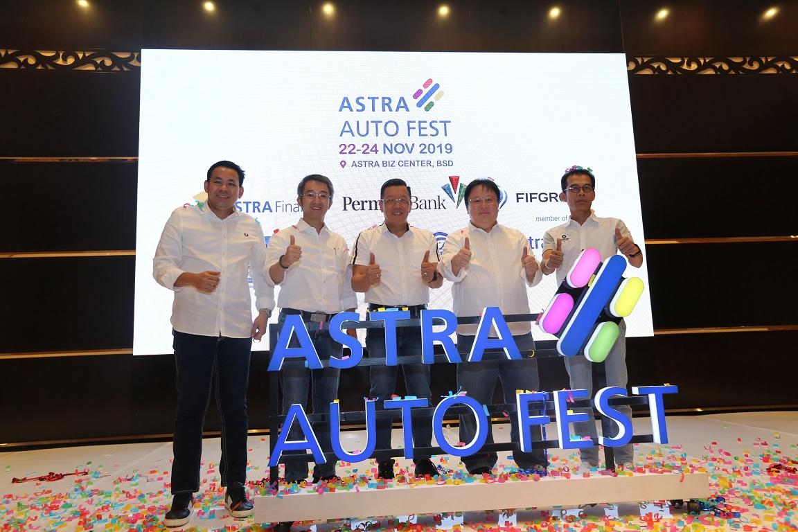 Astra Group Bersinergi untuk Genjot Penjualan Akhir Tahun