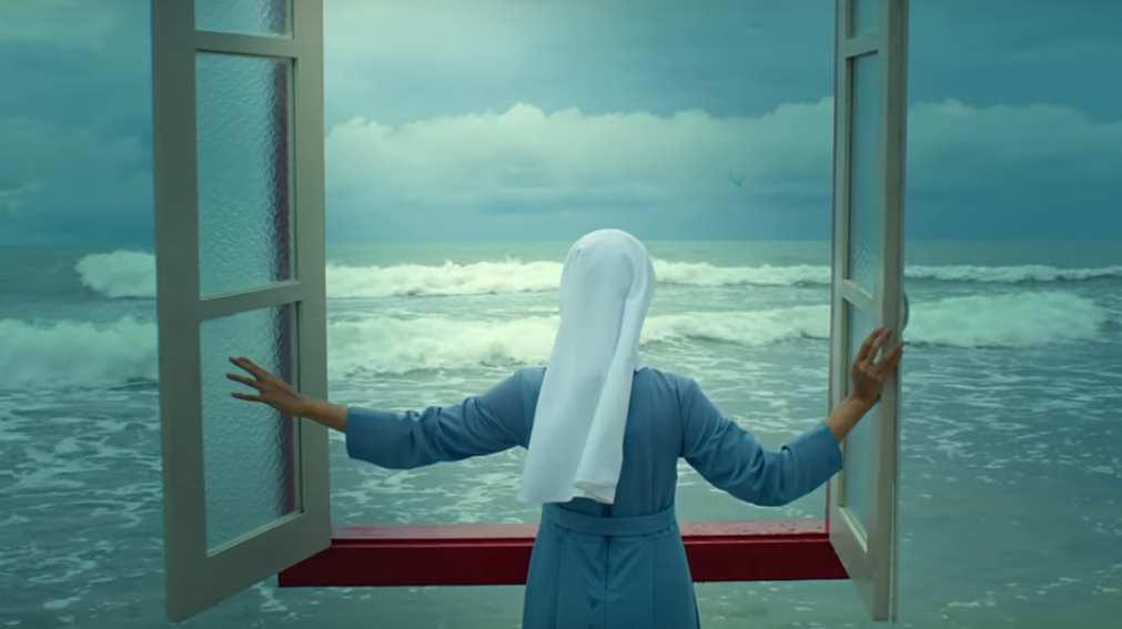 Romantisme Ertanto Robby Soediskam dalam Film Ave Maryam