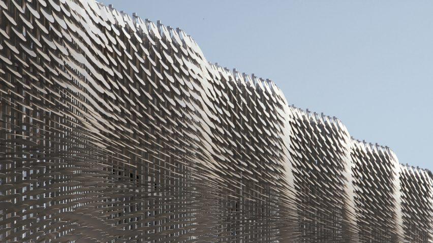 BBC Studios Bangun Paviliun yang Bisa Dibongkar Pasang
