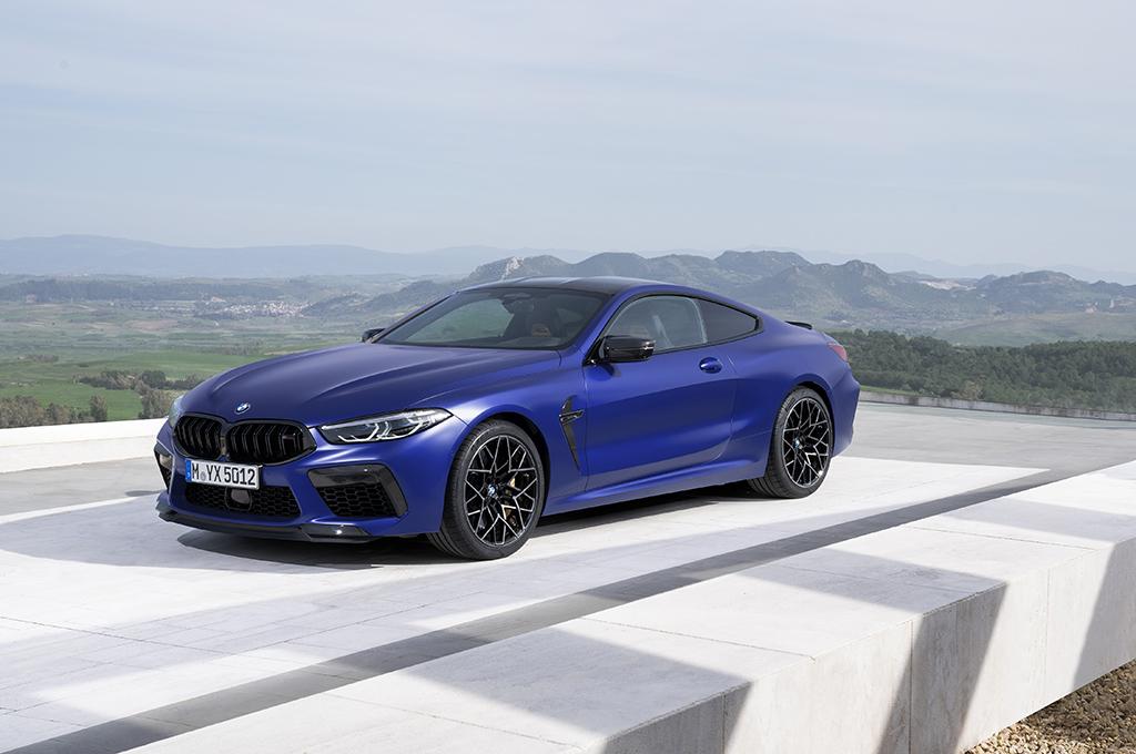 Baru Diluncurkan, Kuota BMW M8 Tahun Ini Sudah Habis