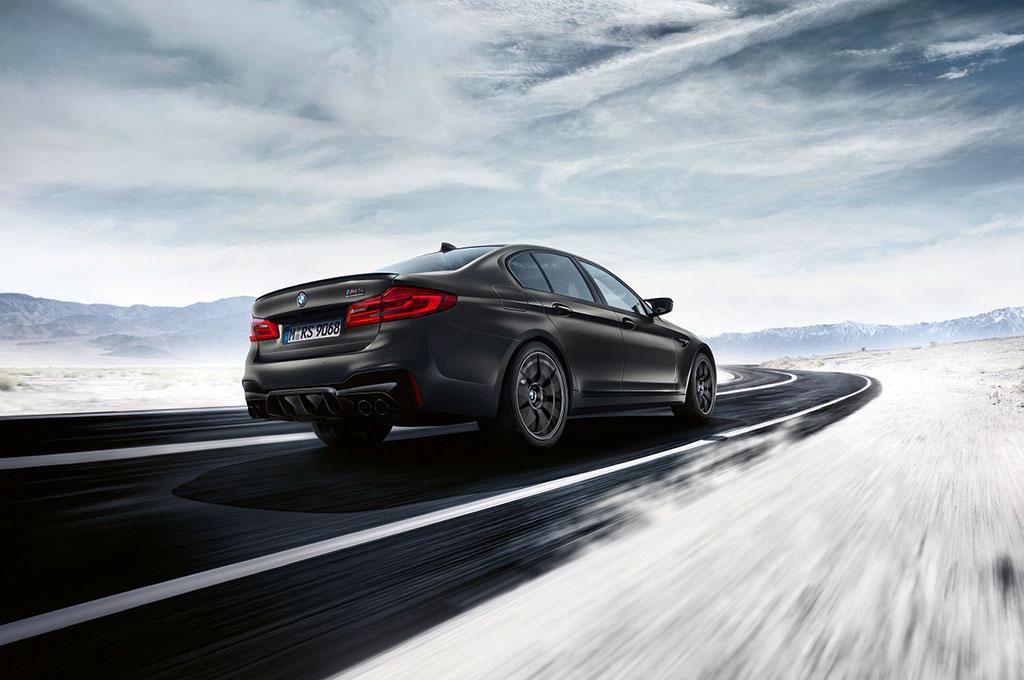BMW M5 Edition 35 Years, Seri M Terganas di Indonesia