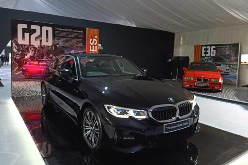 BMW Bakal Pamer Sang Legenda All-New BMW Seri 3 Pekan Depan