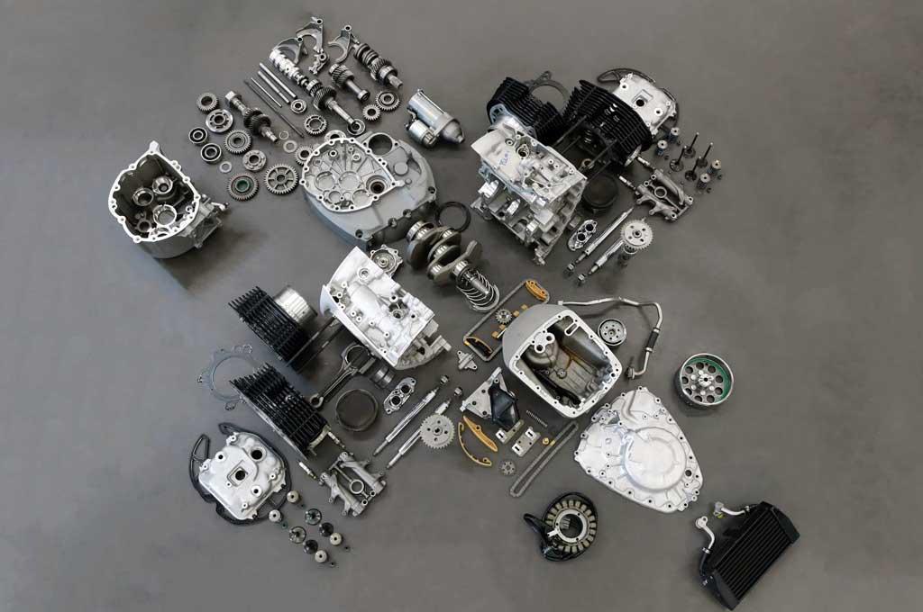BMW Motorrad Pamer Mesin Baru 'Big Boxer' 1.800 cc