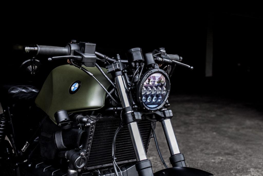 Scrambler Ramping BMW K1100LT