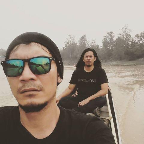 Boomerang & Greenpeace Indonesia Tinjau Langsung Lokasi Kebakaran Hutan