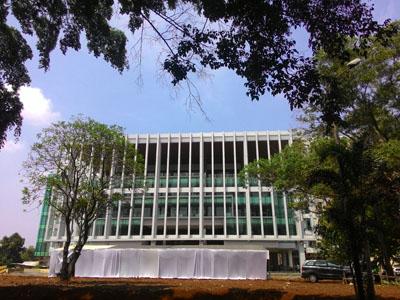 Tangsel Resmi Punya Balai Kota