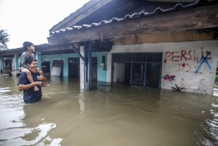 Anies Akui Banjir Jakarta Bukan Kiriman