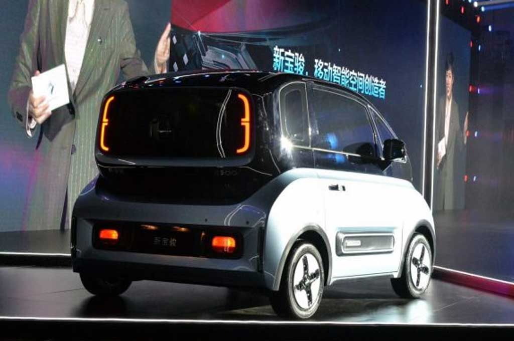 Intip Mobil Listrik Baojun E300 Asal Tiongkok