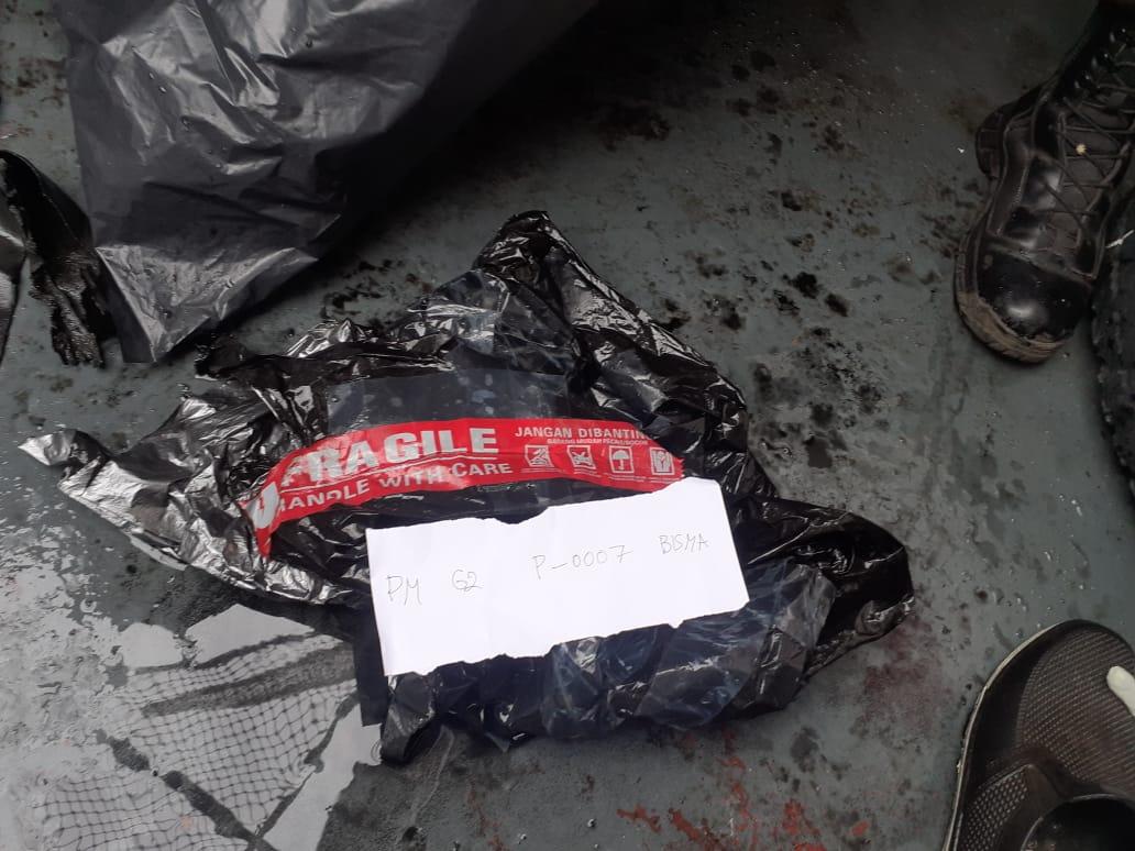 Polair Temukan Tujuh Barang Diduga dari Pesawat Sriwijaya Air SJ-182