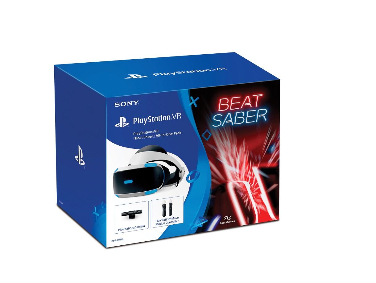 Sony Siapkan Aksesori dan Game Beat Saber