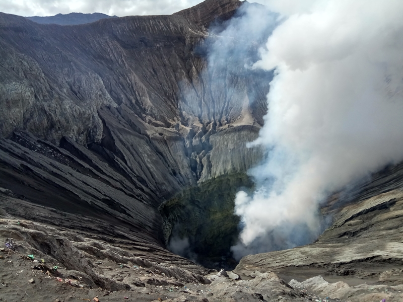 Sehari Menikmati Keagungan Gunung Bromo