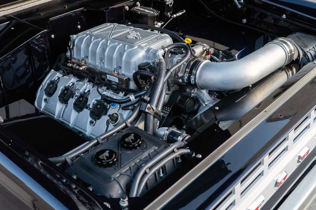 Ford Bronco Klasik, Curi Perhatian di SEMA