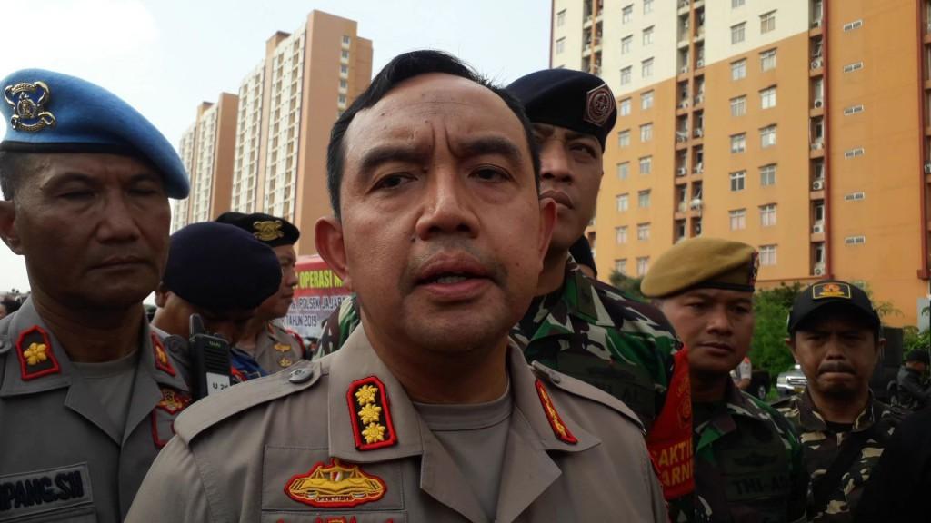 Tentara Pelaku Penusukan di Jakut Ditangkap