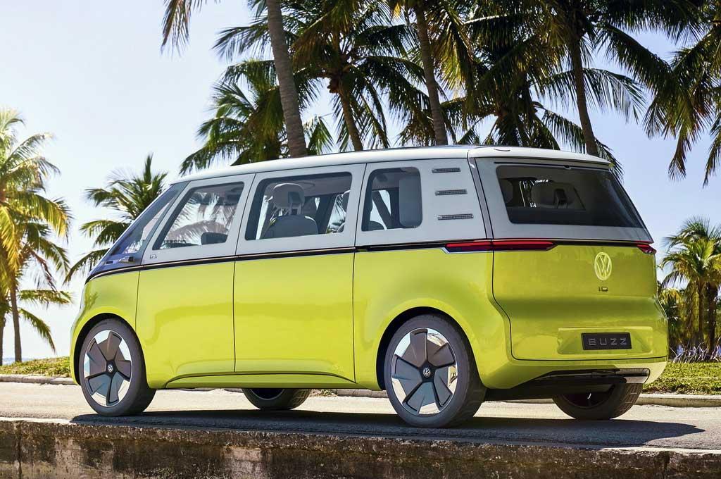 Mobil Listrik Volkswagen Bakal Ramaikan Piala Dunia 2022