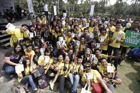 Agnes Monica: Peperangan Kita Bukan Senjata, Tapi Gosip