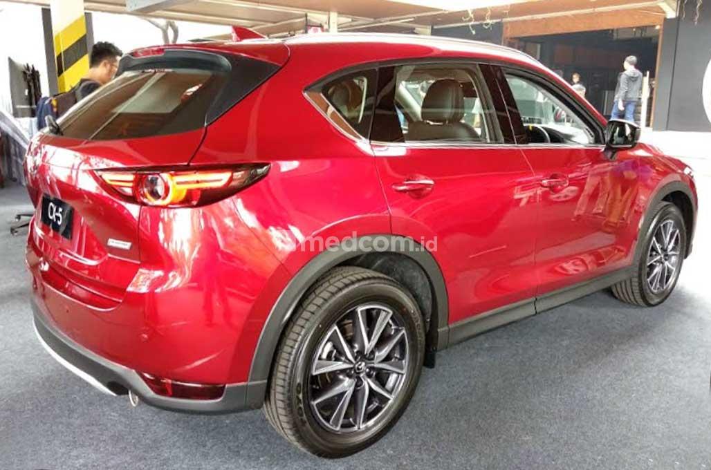 Intip Ubahan Minor Mazda CX-5 Facelift