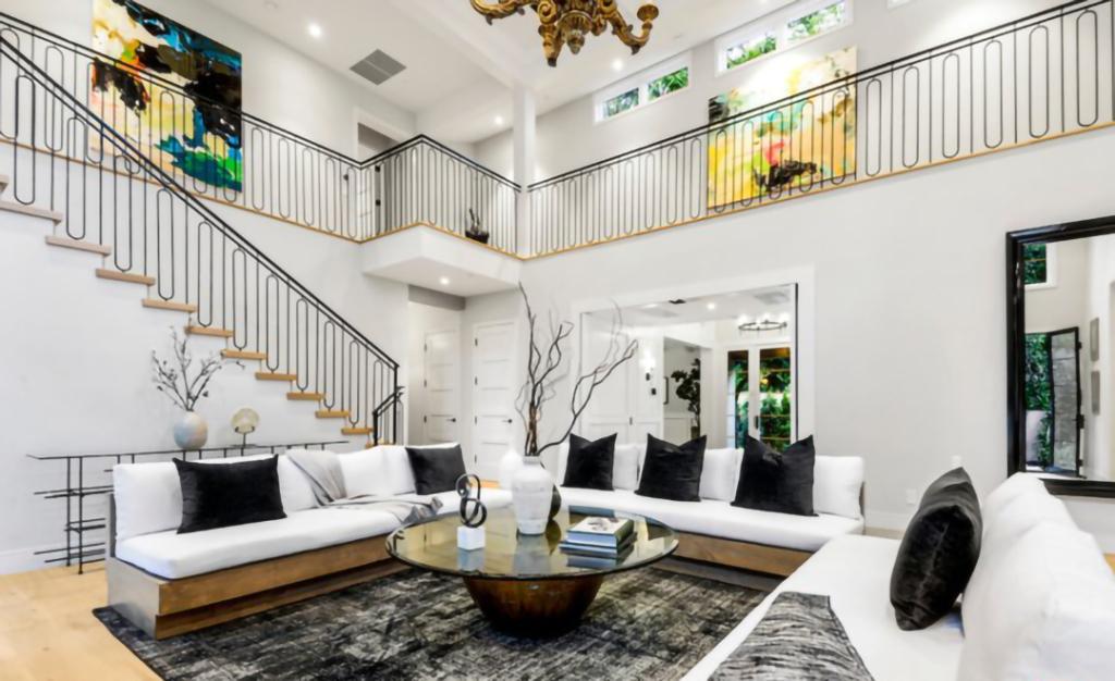 Intip Rumah Baru Cameron Diaz dan Benji Madden di Beverly Hills