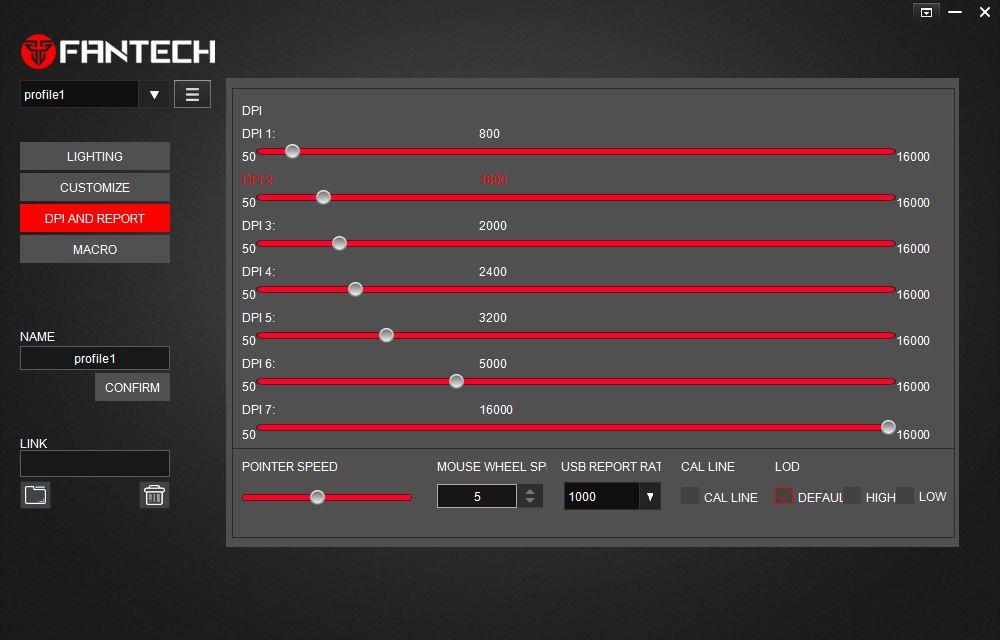 Fantech UX1 Hero, Fitur Lengkap Tampil Terjangkau