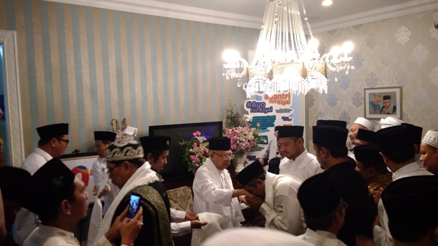 Mubaligh Ahlus-Sunnah Wal Jamaah Dukung Jokowi-Ma'ruf