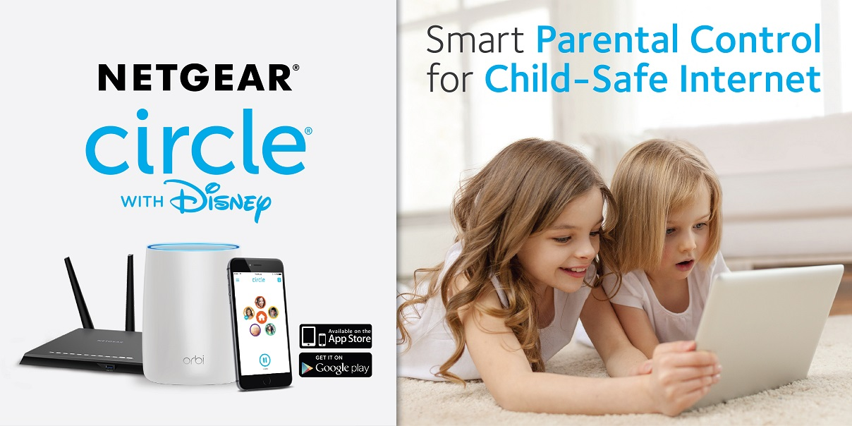 Aplikasi Circle pada NETGEAR, Permudah Pantau Aktivitas Internet Anak-Anak