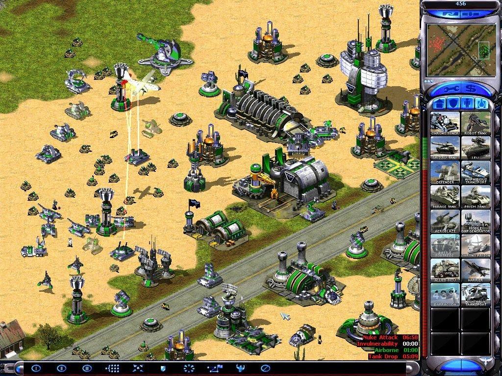 Diam-Diam EA Mau Garap Ulang Command & Conquer