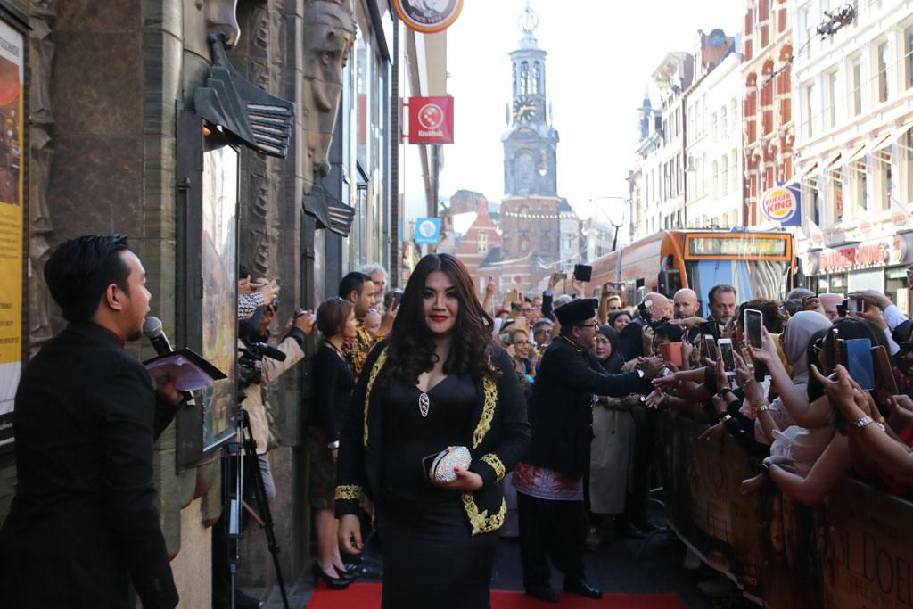 Laporan Eksklusif Premier Si Doel The Movie di Belanda