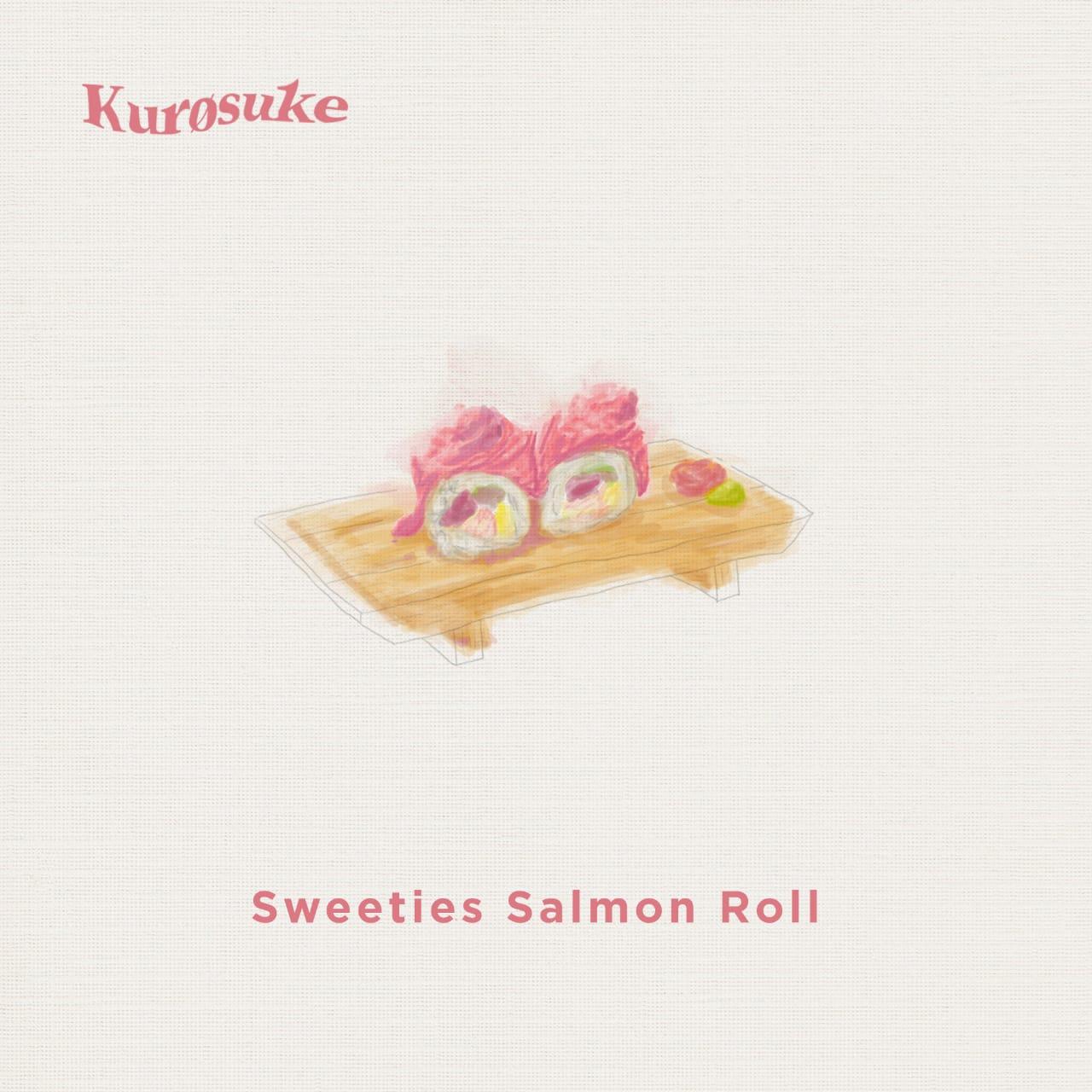 Kurosuke Rilis Singel Sweeties Salmon Roll