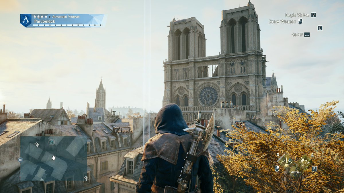 Restorasi Notre Dame Pakai Data Assassins Creed Unity Medcom Id