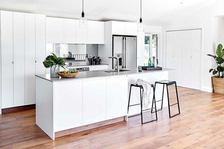 5 Desain Dapur Kece dengan Konsep Minimalis Modern